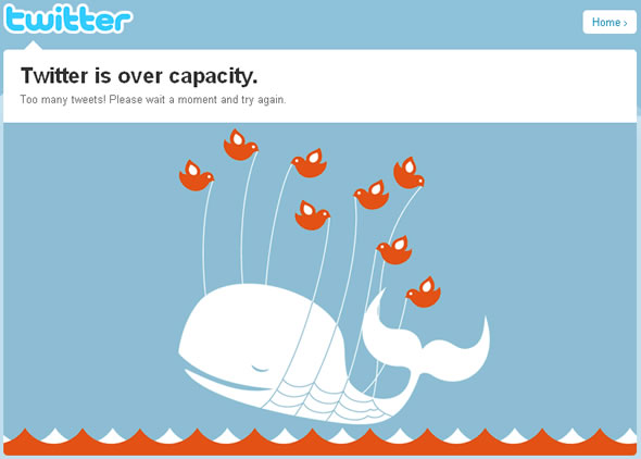 twitter cuando falla