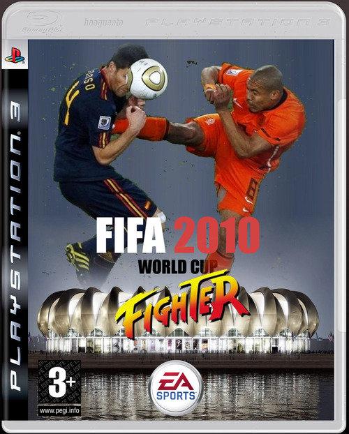 Nuevo juego de PS3 FIFA 2010 World Cup Fighter